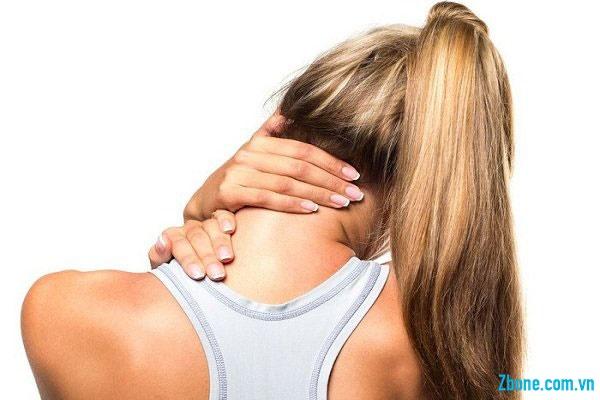 Đau cổ nhức đầu- triệu chứng của bệnh đau đầu sau gáy