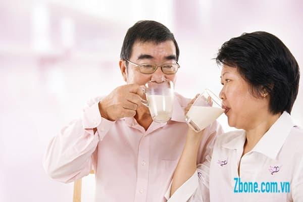Sữa cho người thoái hóa đốt sống cổ